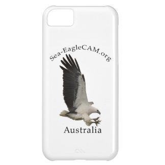 Fliegen erwachsener Meer-Eagle I Telefonkasten iPhone 5C Hülle