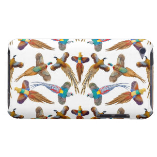 Fliegen-Fasanipod-Touch-kaum dort Fall Barely There iPod Cover