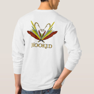 Fliegen-Fischen-Shirt FISCHE AN T-Shirt