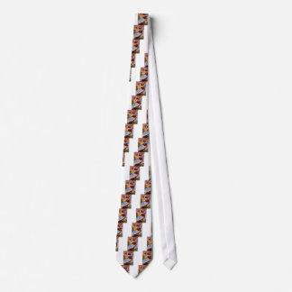Fliegen-Frau Bedruckte Krawatten