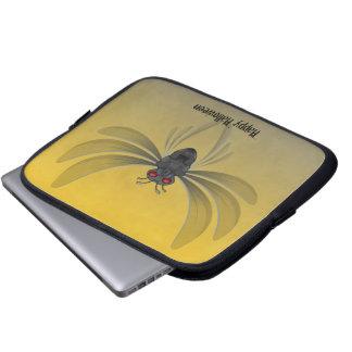Fliegen-Insekt Laptopschutzhülle