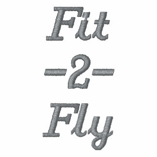 Fliegen-kleines Logo des Sitz-2 gestickt Besticktes Polo Shirt