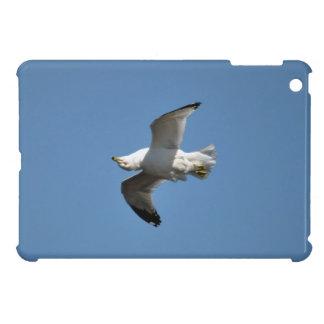 Fliegen-Möven-Vogel-wild lebende Tiere Birdlover Hüllen Für iPad Mini