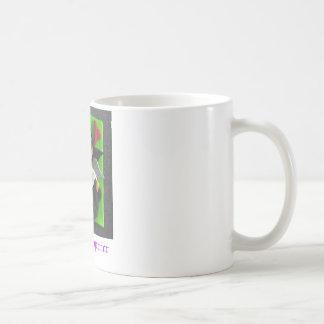 Fliegen-Nonne Kaffeetasse