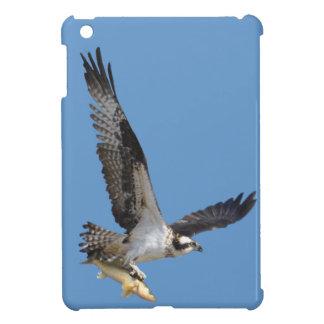 Fliegen-Osprey-u. Fisch-Tier-Fotografie iPad Mini Hülle
