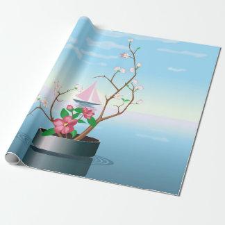 Fliegen Pegasus Geschenkpapier