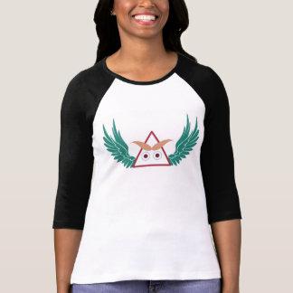 Fliegen Pryamid T-Shirt
