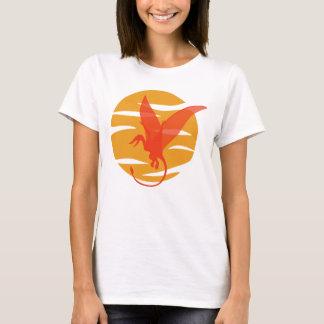 Fliegen Pterosaur T-Shirt