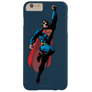 Fliegen rechts - Comic Barely There iPhone 6 Plus Hülle