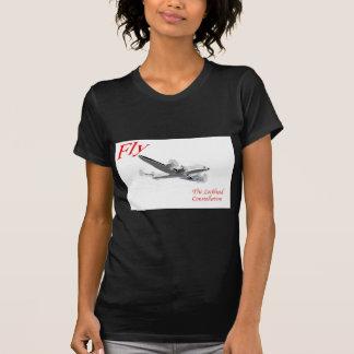 Fliegen Sie die Lockheed-Konstellation T-Shirt