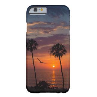 Fliegen Sie in den Sonnenuntergang Barely There iPhone 6 Hülle