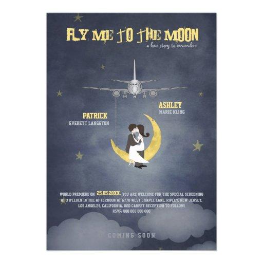 Fliegen Sie mich zur Hochzeit des Mond-2 - Ankündigungen