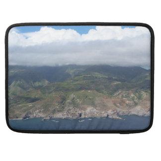 Fliegen über Hülse Hawaiis Macbook MacBook Pro Sleeve