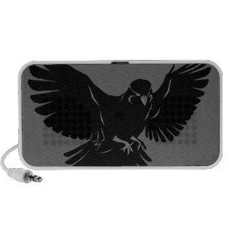 Fliegen-Vogel Mp3 Lautsprecher