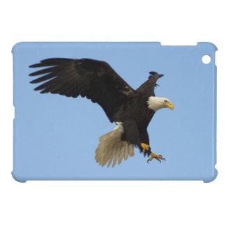 FLIEGEN-WEISSKOPFSEEADLER wildes Tier iPad iPad Mini Hülle