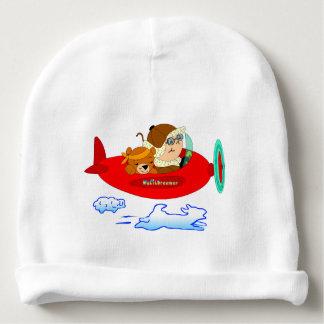 Fliegenbabyhut Babymütze