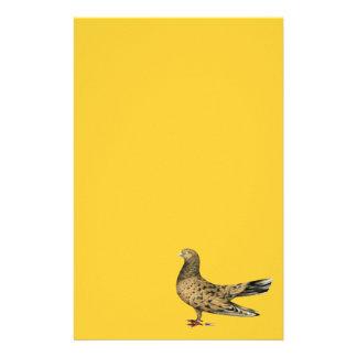 Fliegende orientalische Rolle:  Mandel Briefpapier