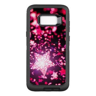 Fliegende Sterne OtterBox Defender Samsung Galaxy S8+ Hülle