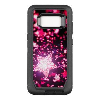 Fliegende Sterne OtterBox Defender Samsung Galaxy S8 Hülle