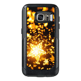 Fliegende Sterne OtterBox Samsung Galaxy S7 Hülle
