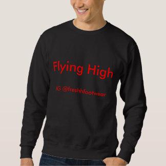 Fliegendes hohes Kämpfer-JetFoamposite Shirt