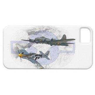 Fliegeneskorte des Mustangs P-51 Etui Fürs iPhone 5