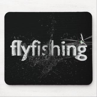 Fliegenfischen Mousepad