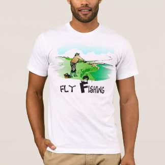 Fliegenfischen T-Shirt
