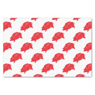 Fliegenschwein 🐷 seidenpapier