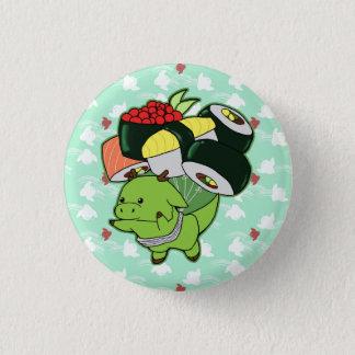Fliegensushi-Dracheknopf Runder Button 3,2 Cm