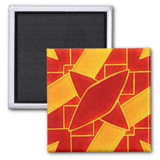 fliese1 quadratischer magnet