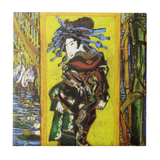 Fliese Van Gogh Japonaiserie Oiran