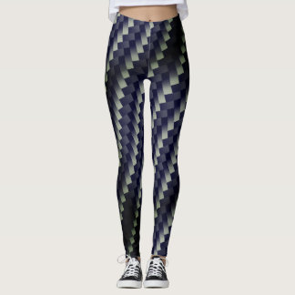 Fliesen 3D Leggings