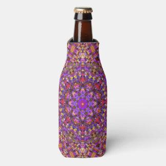 Fliesen-Art-Kaleidoskop-   kundenspezifische Flaschenkühler