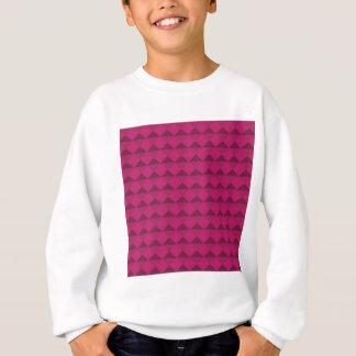 Fliesen-Entwurfs-Kunst-Vintage Kunst-Grafik-Art Sweatshirt