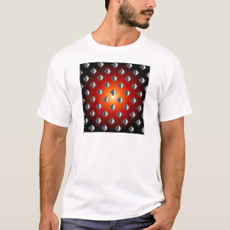 Fliesenhintergrund T-Shirt