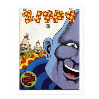 """Flinkes 3"", 1980 Postkarte"