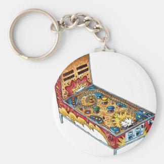 Flipperautomat Schlüsselband