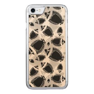 Flippige Fische Carved iPhone 8/7 Hülle