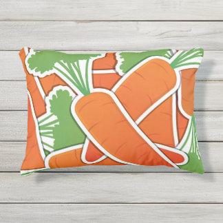 Flippige Karotte Kissen Für Draußen