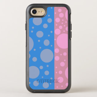 Flippige Punkte kundenspezifische OtterBox Apple OtterBox Symmetry iPhone 8/7 Hülle
