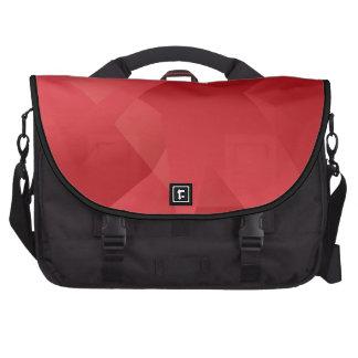 Flippige rote Sammlung Notebook Tasche