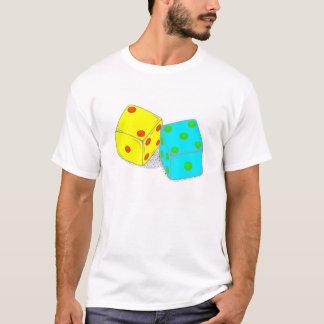 Flippige Würfel T-Shirt