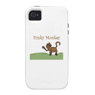 Flippiger Affe Case-Mate iPhone 4 Cover
