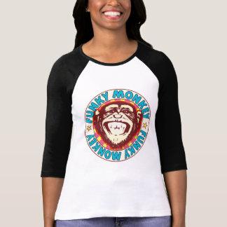 Flippiger Affe T-Shirt