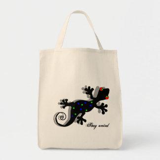 Flippiger Gecko - Eidechsen-Liebhaber-Geschenke Einkaufstasche