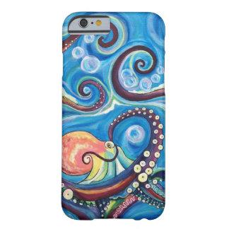Flippiger Kraken-Telefonkasten Barely There iPhone 6 Hülle