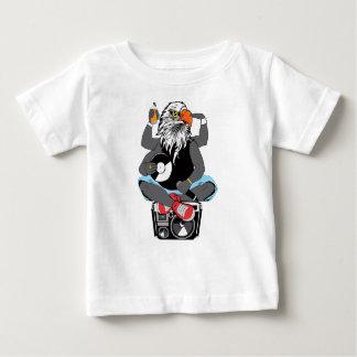 Flippiger Weißkopfseeadler Baby T-shirt