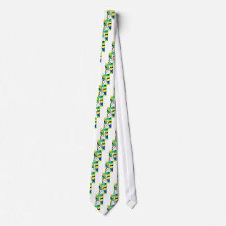 Flippiges Alpaka Krawatte