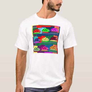 FLIPPIGES buntes Feier-Grafik-Weihnachten-GESCHENK T-Shirt